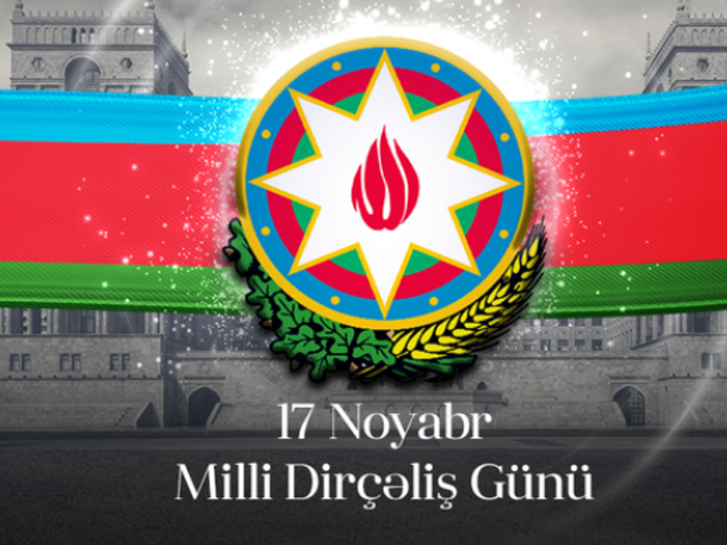 Today is the National Revival Day in Azerbaijan ...